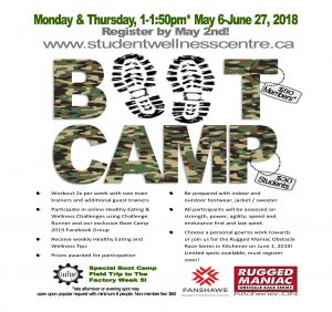 picture of Boot Camp 2019 poster